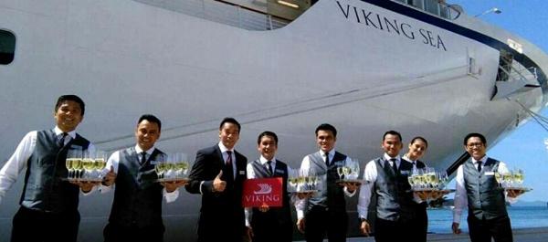 Viking Sea Crew