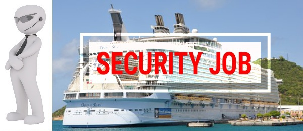 Cruise Security Job Apply And Get Hired The Seaambassadors - What is it like working on a cruise ship