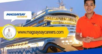 Maritime jobs at Magsaysay Careeers
