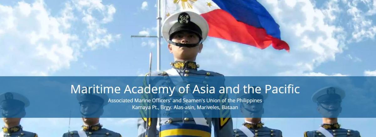 How to be a scholar of Maritime Academy of Asia & the Pacific