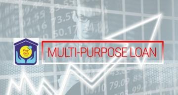 Pag-IBIG Multi-Purpose Loan