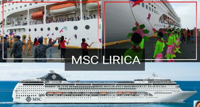 MSC Lirica goes to Manila, Philippines