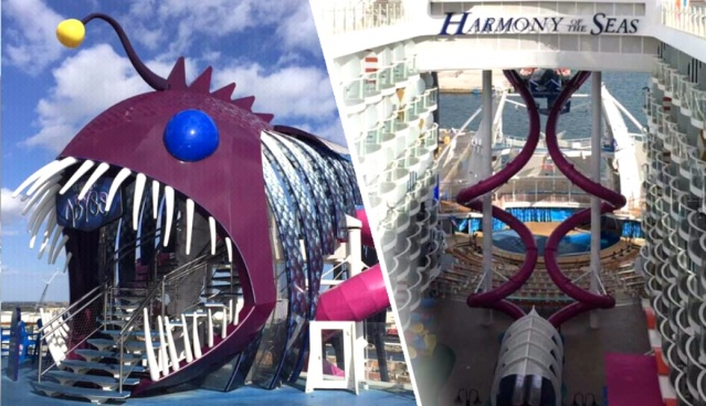 The Ultimate Abyss - Harmony of the Seas