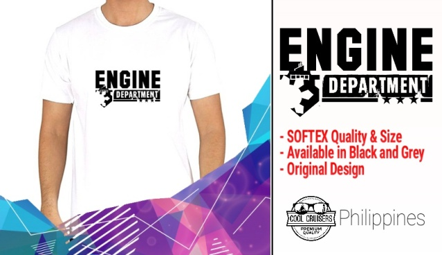 ENGINE TSHIRT