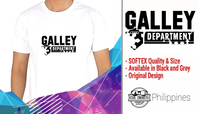 GALLEY TSHIRT
