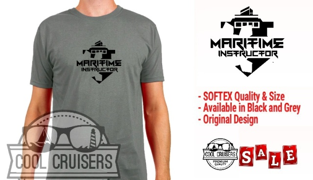 MARITIME INSTRUCTOR TSHIRT