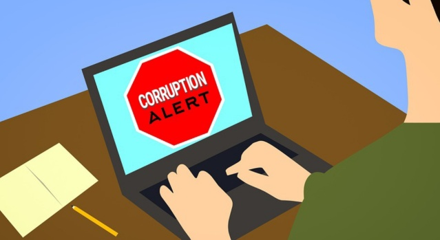 Corruption Alert